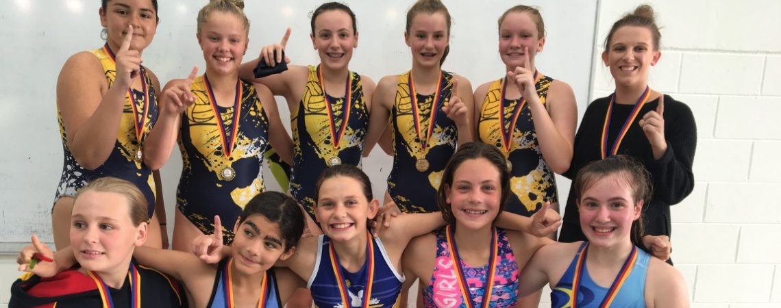 14 Girls Premiership Team 2018